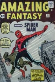Amazing Fantasy Comics (1962 Series)